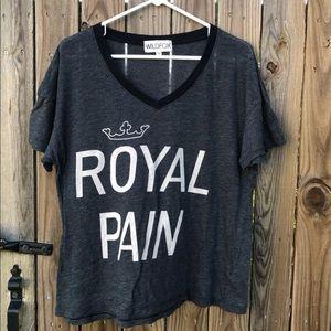 Wildfox Royal Pain T-Shirt